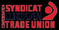 Syndicat European Tradeunion Confederation logo